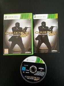 Goldeneye reloaded 007 ACTIVISION Xbox 360 Complet Fr Livraison Gratuite