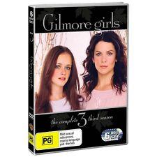 GILMORE GIRLS SEASON 3 : NEW DVD