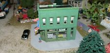 Ho Scale DPM Radio and Television Store w/ Vehicle & Figures