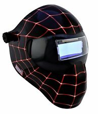 New Save Phace Efp E Series Welding Helmet Marvel Miles Morales Black Spiderman
