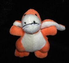 "Circo Orange Dragon Dinosaur Wings Plush Soft Toy Small 5"" Stuffed Animal"