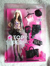 BARBIE TOP MODEL, Main DOLL in the Serie of 3 SUPERMODELS. BRAND NEW IN BOX, OS!