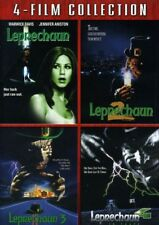 Leprechaun 1-4 1+2+3+4 I+II+III+IV Region1 New 4xDVD WS Film collection 4 movies