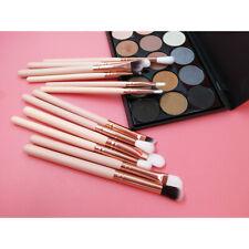 Professional Make Up Brush Set Revolution Ultimate Nudes 12 pcs Brushes Makeup