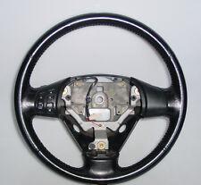 orig. Mazda RX8 Sportlenkrad Lederlenkrad Lenkrad schwarz mit Multifunktion RX 8