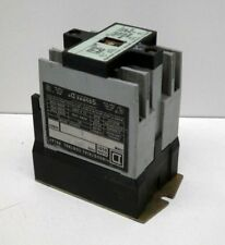 Square D 8501 XMO 40 Type XM Industrial Control Relay, XM0 40