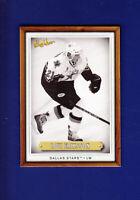 Loui Eriksson RC 2006-07 Upper Deck UD Bee Hive Hockey Black & White #116 (MINT)
