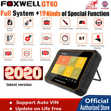 Foxwell  Automatic Scanner DPF, ABS,EPB,TPS,Injector Oil Reset Car Code Reader