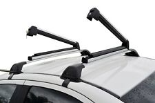 Alloy Roof Rack Ski Snow Board Carrier Holder Lockable Small size