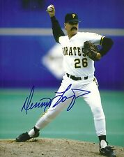 DENNIS LAMP PITTSBURGH PIRATES SIGNED AUTO 8x10 PHOTO W/COA
