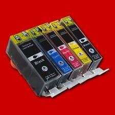 10 Patronen mit Chip Tinte für PGI-520 CLI-521 Canon Pixma Drucker MP640 MP980