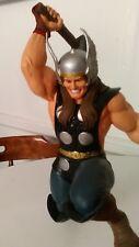 1/8 scale vinyl model of Thor