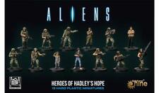 HEROES OF HADLEY'S HOPE  - ALIENS BOARD GAMES  - GALE FORCE NINE -