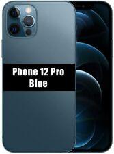 """[Factice] Apple iPhone 12 Pro - 6,1"""" - Bleu Pacifique - Réplique Téléphone"""