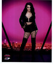 PAIGE  8x10 PHOTO FILE WWE WWF WRESTLING DIVA CHAMPION #4