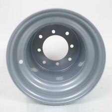Rim Rear Steel Colour Grey for Quad 25x25.5cm 10x9 Inches Destocking