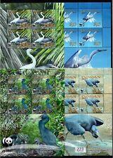 # PENRHYN - MNH - WWF - BIRDS