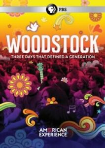 Woodstock Three Days That Defined a Generation (Barak Goodman) 3 New DVD