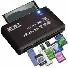 All In One Card Reader USB 2.0 SD Card Adapter  TF CF SD Mini SD SDHC MMC MS XD
