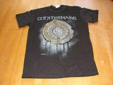 WHITESNAKE 1988 100% ORIGINAL VINTAGE concert tour t-shirt M
