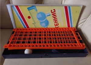 Board game vintage Table tennis Ussr Soviet Russian toy
