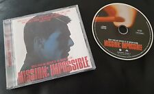 Soundtrack - Mission Impossible Music from and Inspired by the Motion Picture CD