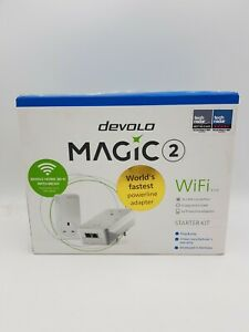8385 Devolo Magic 2 WiFi 2-1-2 Starter Kit (2xplugs) :: 8385  (Home Networking >