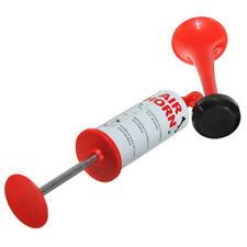 Hand Held Loud Pump Up Air Horn No Gas for Signal Sport Boating Race