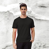 Sogna Mans T-shirt 210gsm 100% Combed Cotton With Silky Finish Brad Tee