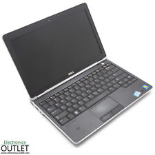 Dell Latitude E6220 Intel Core i7 2.7Ghz 3.40Ghz 4GB RAM 128GB SSD Backlit HDMI