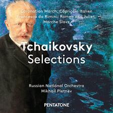 Tchaikovsky / Russia - Tchaikovsky Selections [New SACD]