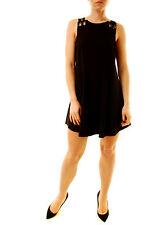 Free People Women's Fashion Baby Love Mini Dress Black Size XS RRP £76 BCF612