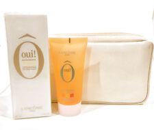 O Oui for Women by Lancome  Classic Bottle EDT Spray 1.7 oz  + Gel + Bag - SET
