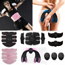 Men Women Abdominal Arm Hip Muscle Trainer Fitness Abs Toner Training Stimulator
