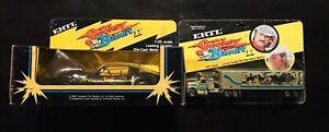 Rare Ertl Smokey And The Bandit II 2 Trans Am Trailer Truck Burt Reynolds