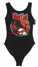 Meat Loaf Bat Out Of Hell Girls Juniors Jumper Suit One Piece Shirt L New NWT