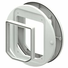 Pet Mate Cat Flap Adapter Kit for Walls and Glass Panels