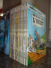EO Super Lot de 18 albums des Tuniques Bleues TBE Salverius Cauvin