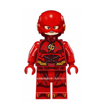Lego The Flash 76086 Detailed Print Justice League Super Heroes Minifigure