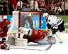 CAM WARD 2006 NHL Stanley Cup Finals Game 7 WINNING SAVE 8x10 PHOTO HURRICANES