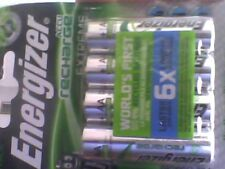 2x4 Energizer AA 2300 mAh NiMH 1.2V Extreme Pre-Charged Rechargeable Batteries