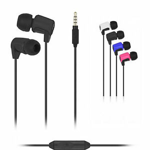 Skullcandy RIFF Headphones Earphone with MIC for Mobile Android iPod iPhone Bulk