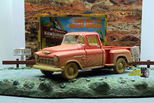 1:32 KINSMART 1955 CHEVY STEPSIDE PICKUP  - Peach    Perfect for Diorama use