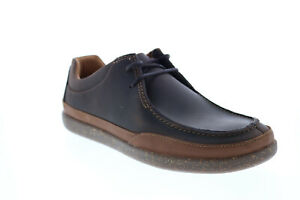 Clarks Un Lisbon Walk Mens Brown Oxfords & Lace Ups Plain Toe Shoes