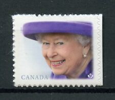 Canada 2019 MNH Queen Elizabeth II 1v S/A Set Royalty Stamps