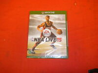 NBA Live 15 For Xbox One Spanish Brand New 7200