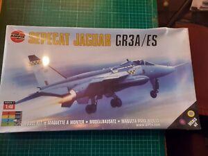 AIRFIX Sepecat Jaguar GR.3A/ES, 1/48, sealed in cello, serial 07104