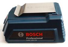 BOSCH BLAU • USB ADAPTER • GAA 18V-24 Professional • für 14,4/18 V Akkus • NEU!!