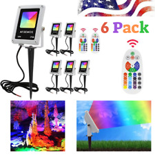 Landscape Light 10W RGB,12V Low Voltage Color Changing Lights,Outdoor Waterproof