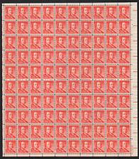 1030 Benjamin Franklin MNH Sheet CV $12.50